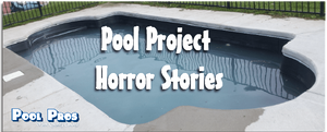 Fiberglass Pool Failure in De Pere WI