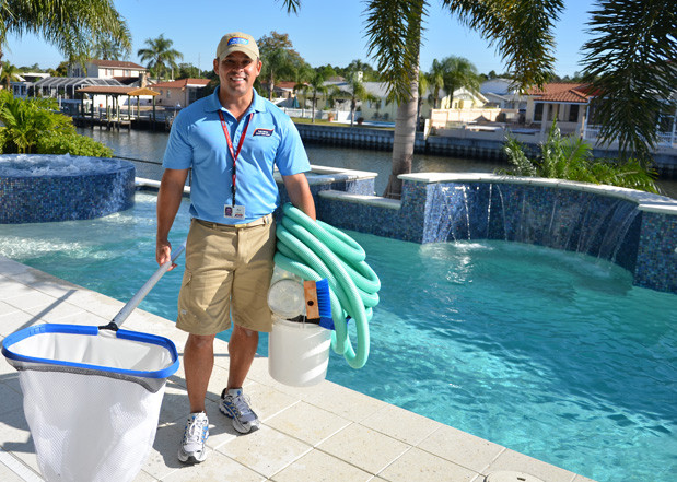 Fiberglass Pool Maintenance