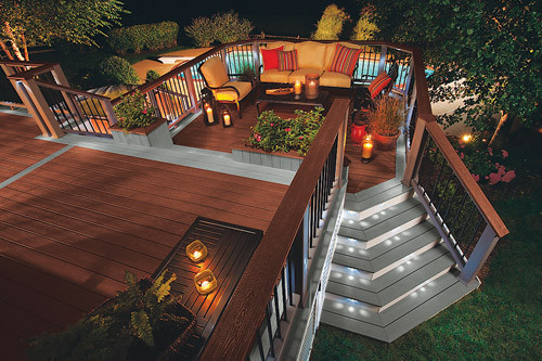 Deck and Step Lighting