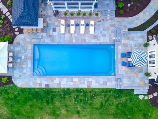 The Best Fiberglass Pool Model for Door County WI