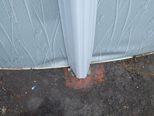Above Ground Pool Installations - Just say no to patio blocks