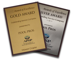 Pool Pros Awards of Excellence