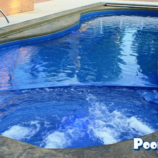 San Juan Fiberglass Pool