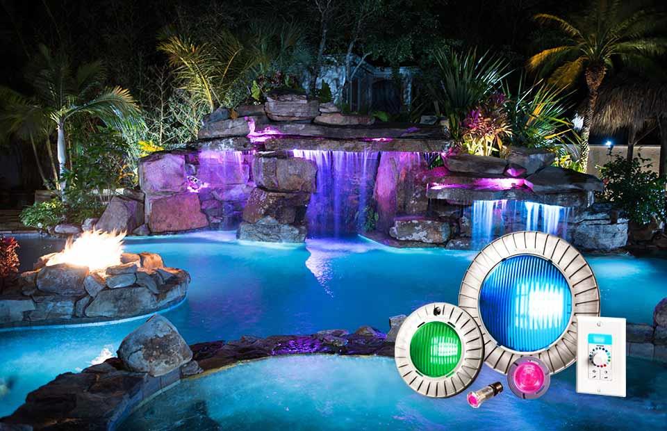 Hayward Colorlogic LED Pool Lights