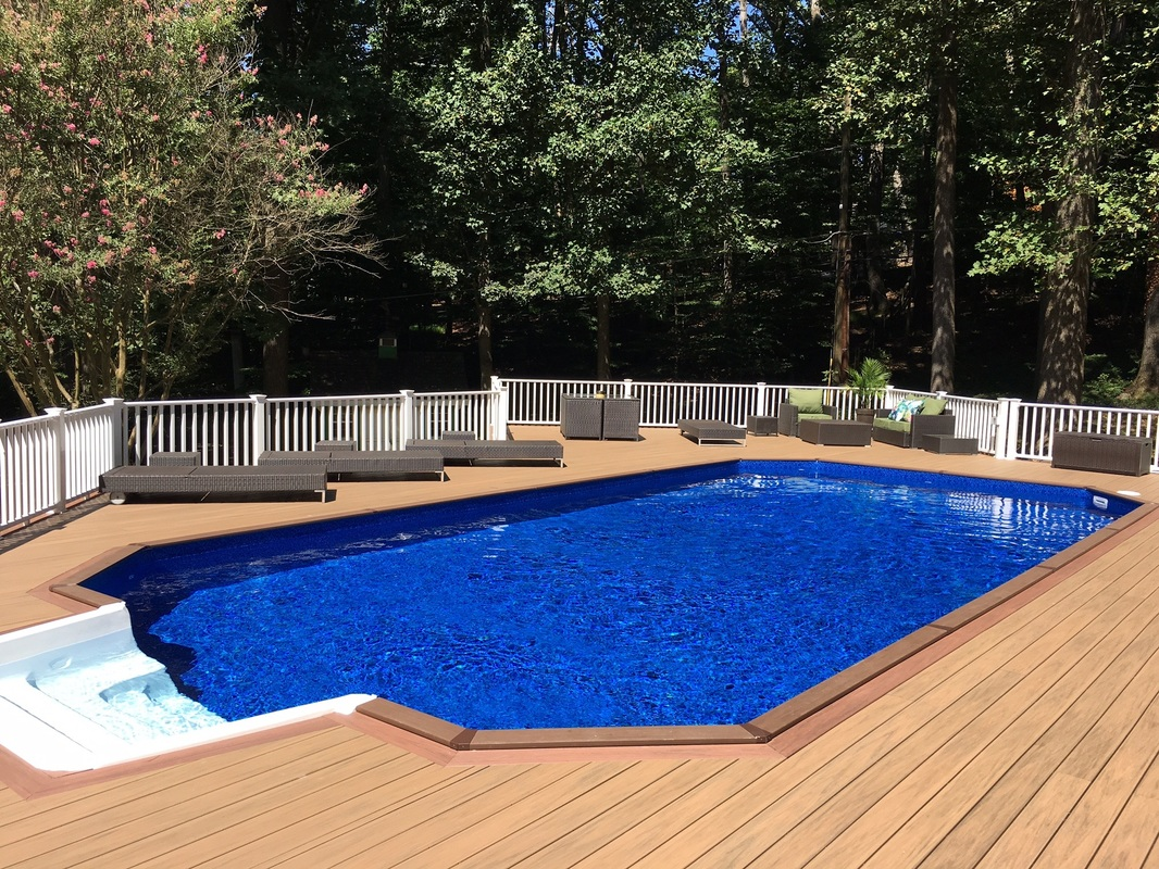 The Grecian Model Ultimate Pool