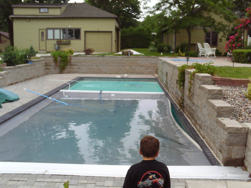Automatic Pool Cover Tips