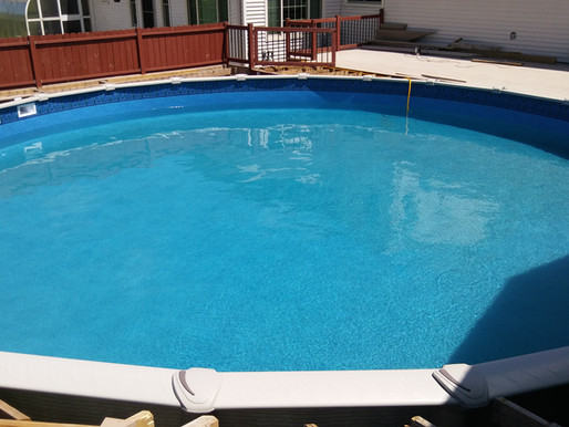 Above Ground Pool Review: The Evolution Above Ground Pool by Seaspray