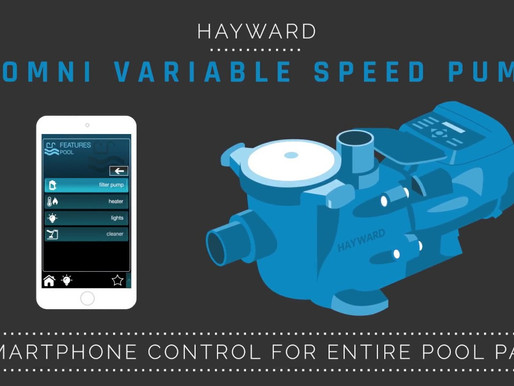 Hayward Pool Products takes Pool Automation to a hole new level