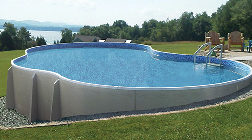 The Optimum Pool - Taking Above Ground Pools to a new level