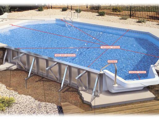 Vinyl vs Fiberglass vs Concrete Pools