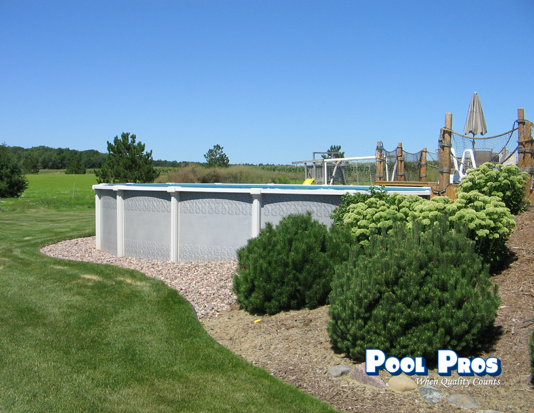 24' Cornelius Above Ground Pool in Suamico WI