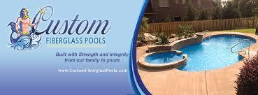 Custom Fiberglass Pools