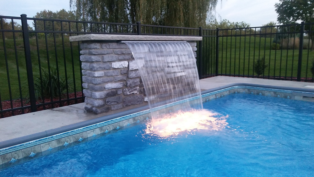 How Much Does A Waterfall Or Water Feature Cost