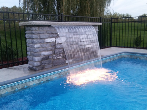 How Much Does a Waterfall or Water Feature Cost?