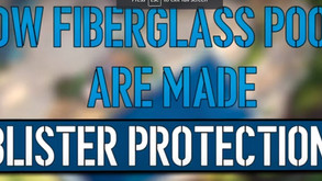 How Fiberglass Pools Are Made, Part 3 Osmotic Blister Protection