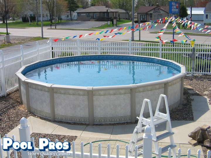 PSW Pool on Velp AVe in Green Bay WI
