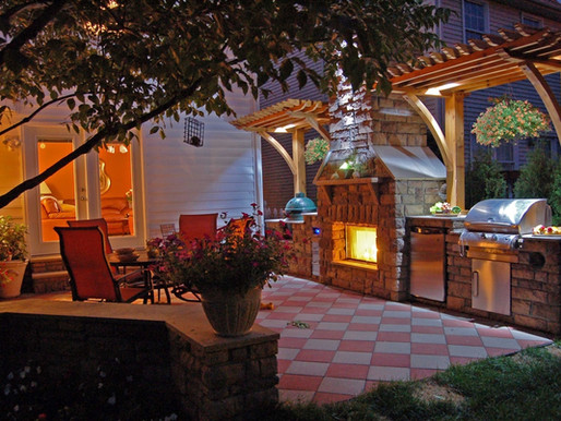 How much is an Outdoor Kitchen?
