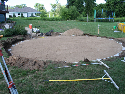 Building your Above Ground Pool