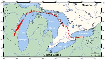 The Niagara Escarpment