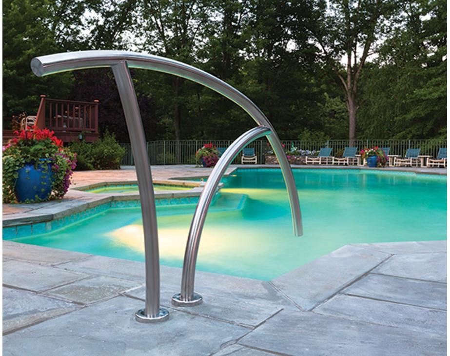 Fiberglass Pool Hand Rail