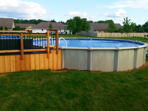 The Best Above Ground Pool Package