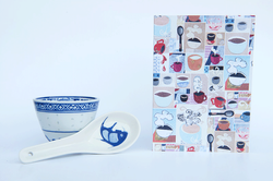 Card and cup