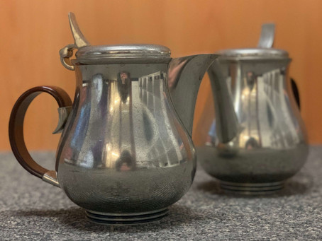 Pewter Jugs - A Case Study