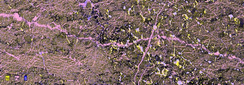 nickelsulphide deposit mosaic_ni_Fe_S (1