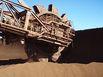 ore recovery, geometallurgy