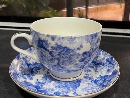 The Blue Teacup