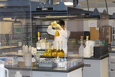 Laboratory audit