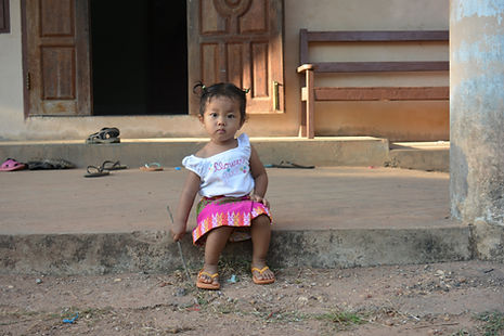 Myanmar Orphan Hannah