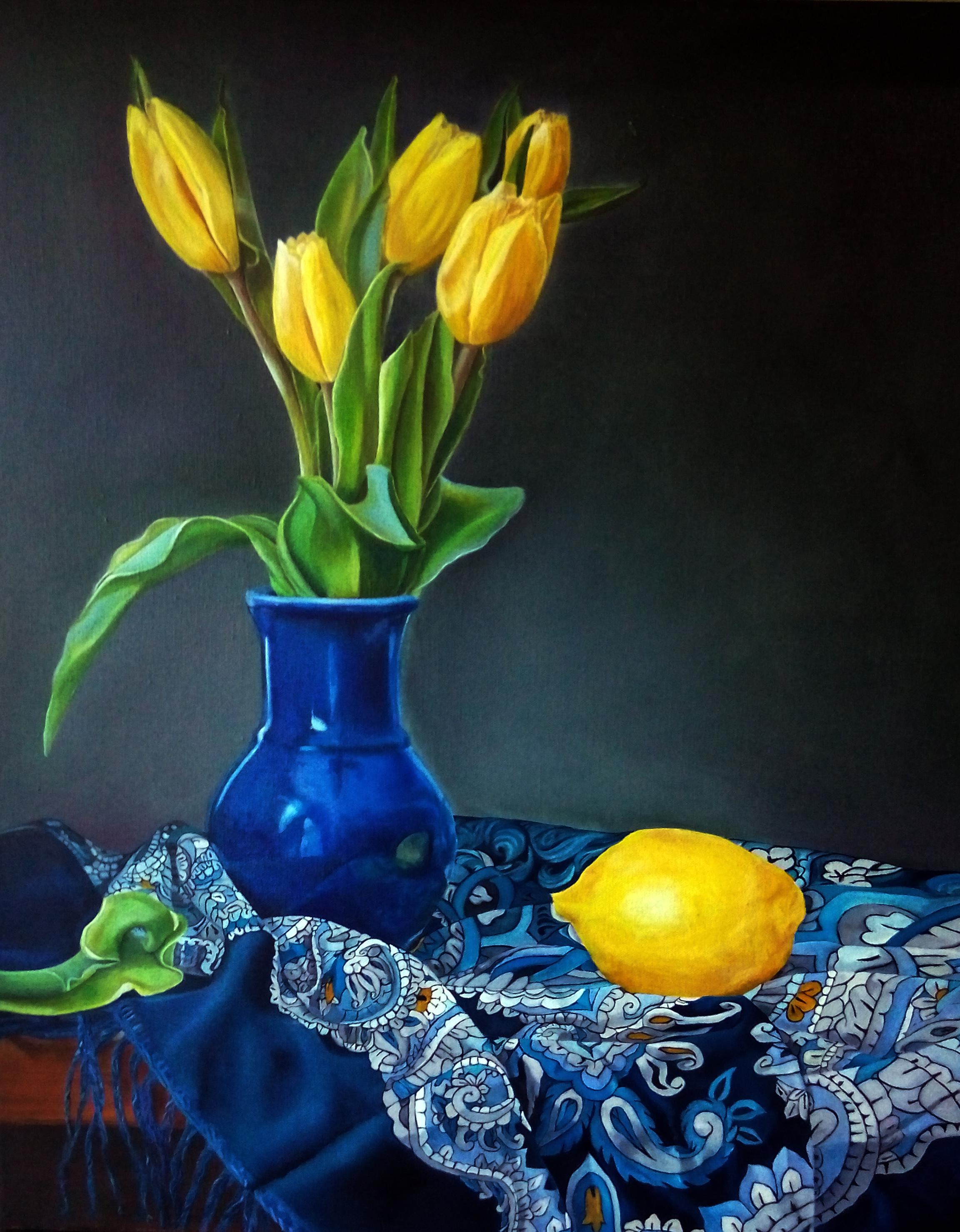 Tulipanes y el Limón