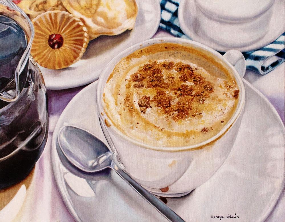 Café con Pasteles