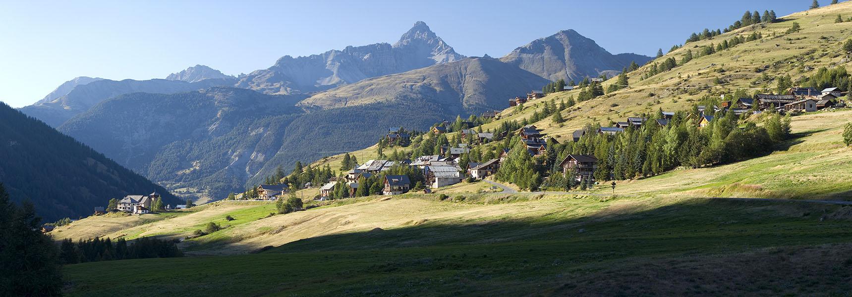 Village de Molines-en-Queyras