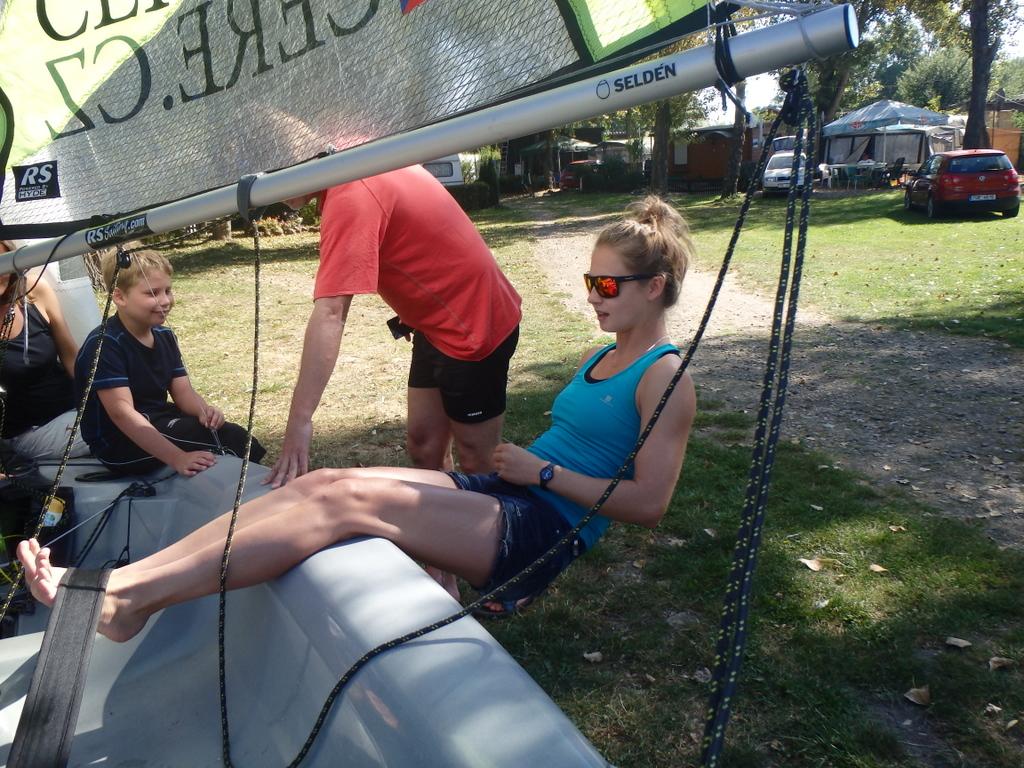 Tábor rodiče s dětmi