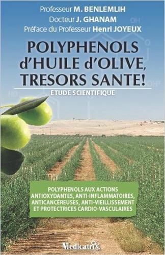 POLYPHENOLS D'HUILE D'OLIVE TRESORS