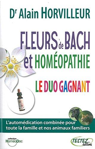 Fleurs de Bach et homéopathie - Test