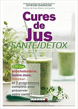 Cures de Jus SANTE/DETOX