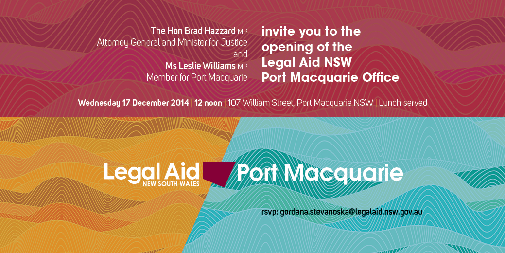 port macquarie invitation