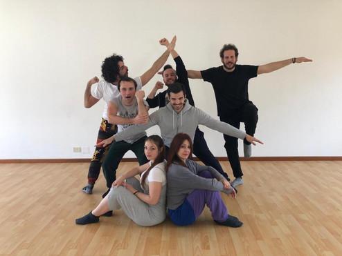 Workshop con Silvia Perelli