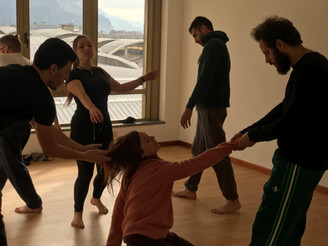 L'Attore Fisico, workshop con Silvia Per