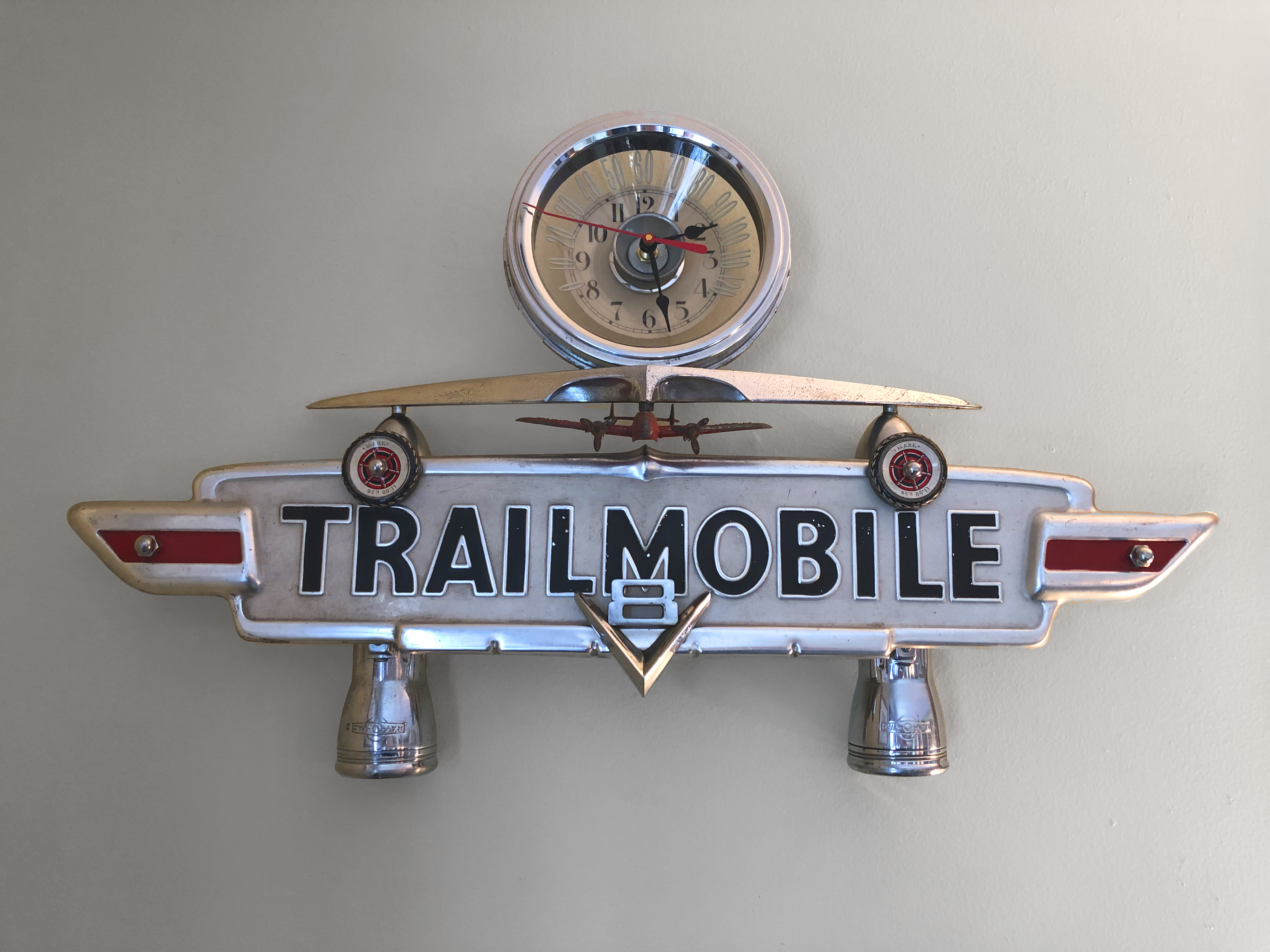 Trailmobile no. 0203