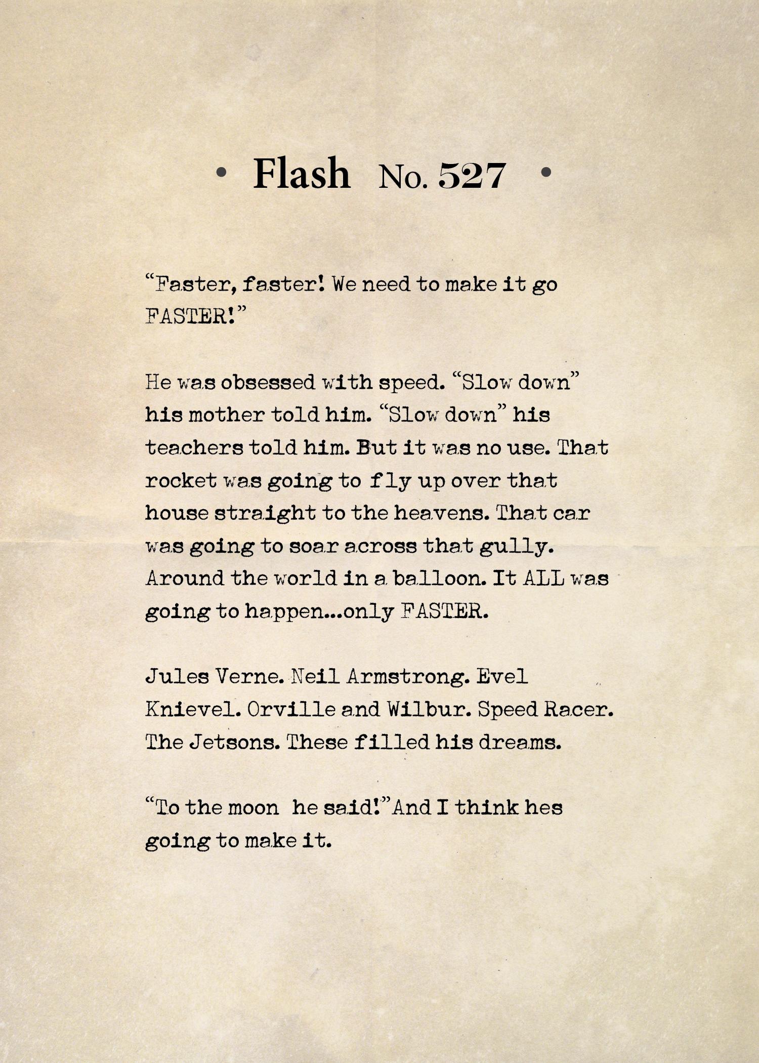 Flash No. 527