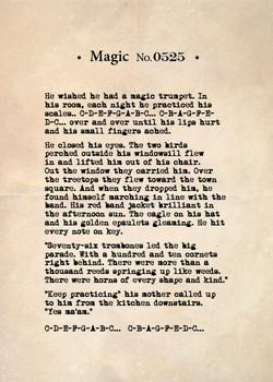 Magic No. 0525
