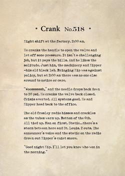 Crank No 519