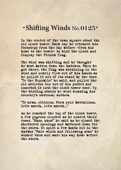 Shifting Winds No. 1125