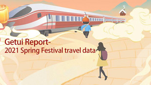 Insights Report - Getui 2021 Spring Festival travel data report