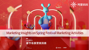Insight Report - Alimama - Spring Festival Marketing Activities