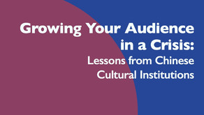 Report - Growing your audience in a crisis